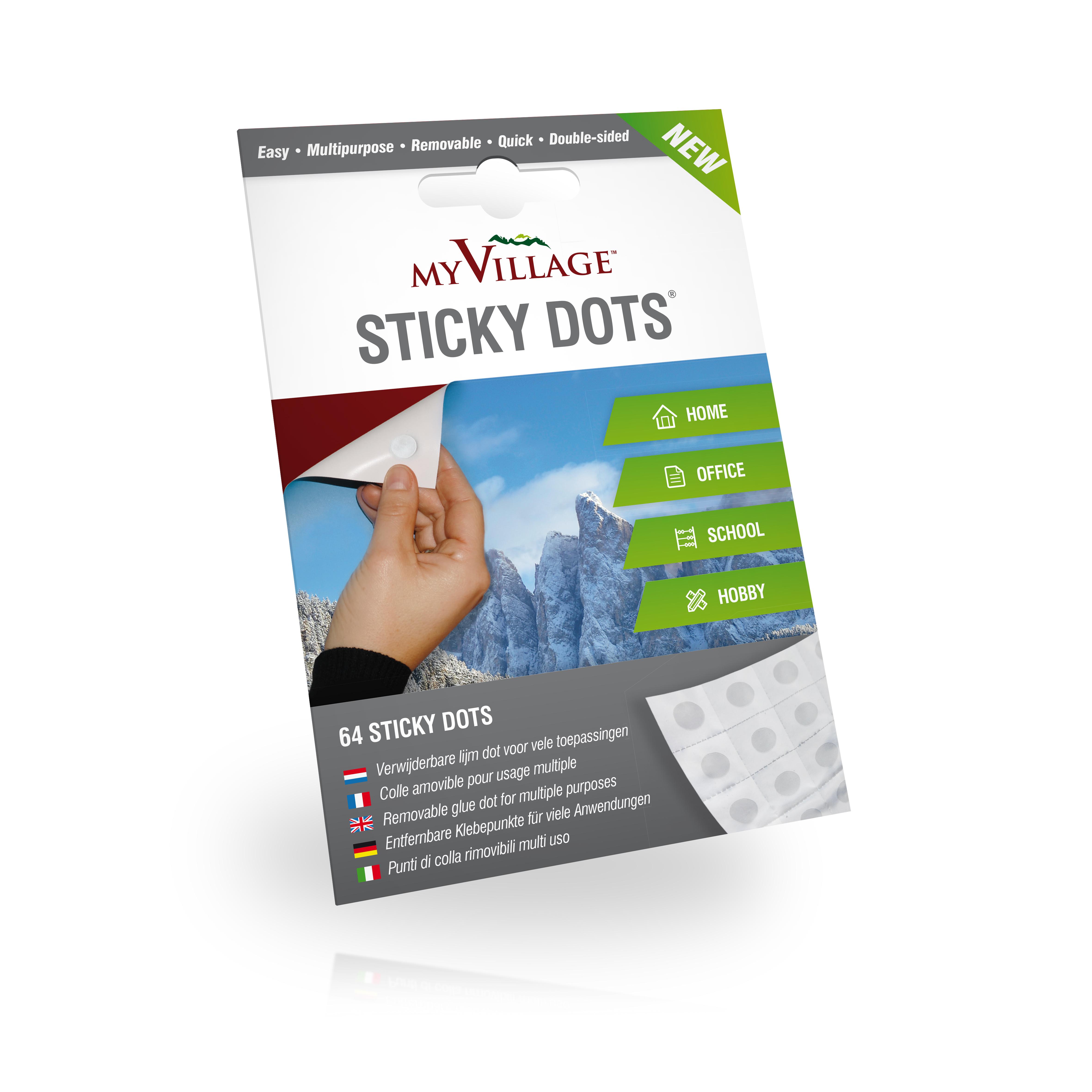 MYF01 - STICKY-DOTS